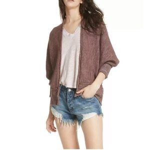 Free People Sz Xs Motion Cardigan